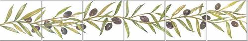 olive tree boarder