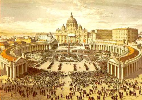 Old vatican Pix