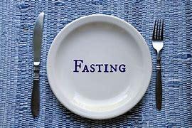 February 2018 - Fasting